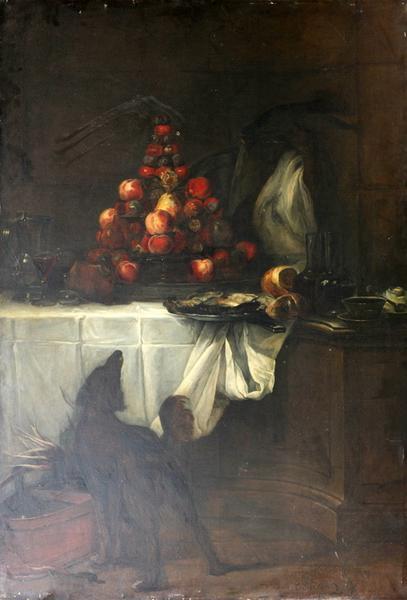 Fruits sur une table