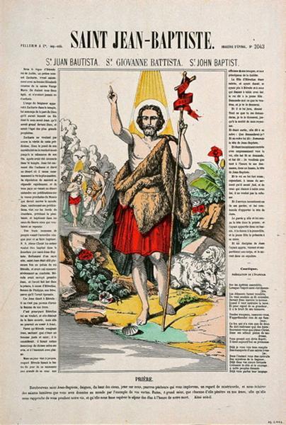 SAINT JEAN-BAPTISTE. (titre inscrit fr., esp., it., angl.)_0