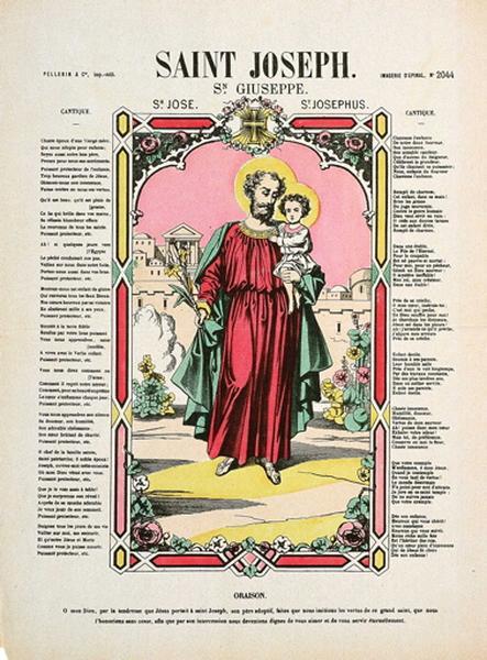 SAINT JOSEPH. (titre inscrit fr., it., esp., angl.)_0
