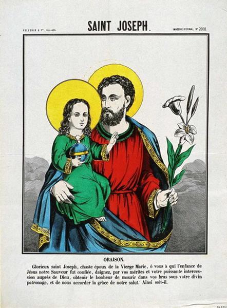 SAINT JOSEPH. (titre inscrit)_0