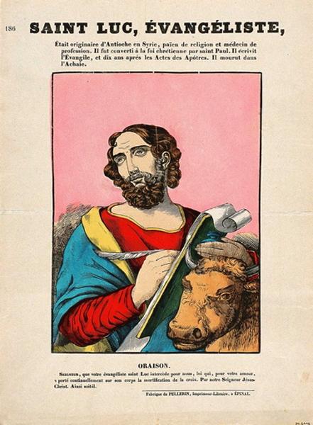 186 SAINT LUC, EVANGELISTE, (titre inscrit)_0