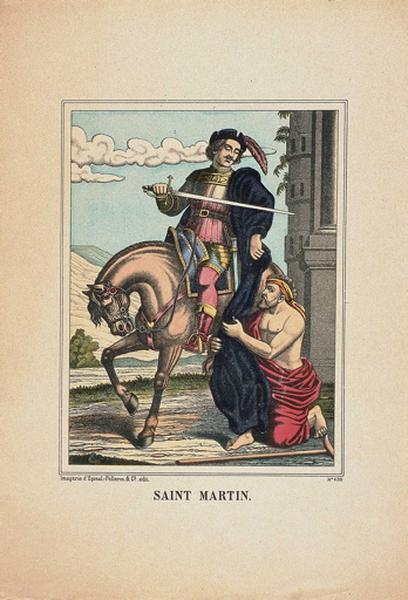 SAINT MARTIN N°436 (titre inscrit)_0