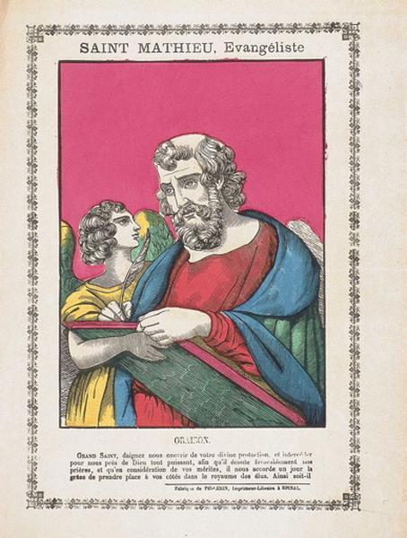 SAINT MATHIEU, Evangéliste (titre inscrit)_0