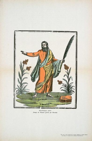 Saint-Philippe, Apôtre (titre inscrit)_0