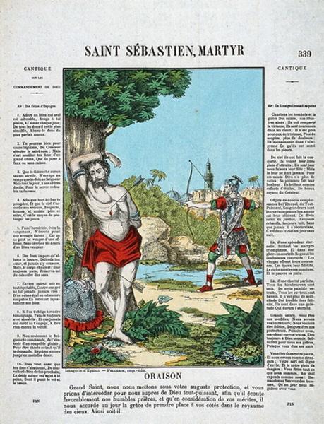 SAINT SEBASTIEN, MARTYR 339 (titre inscrit)_0