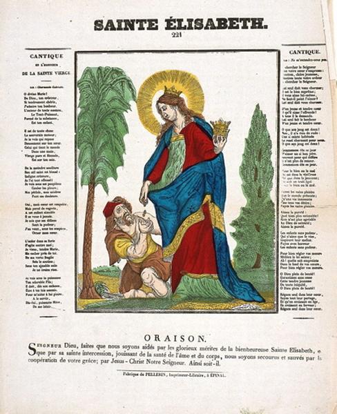 SAINTE ELISABETH. 221 (titre inscrit)_0