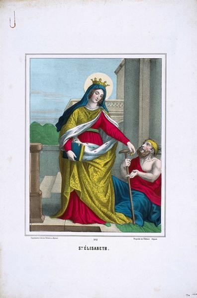 Ste. ELISABETH. N°17. (titre inscrit)_0