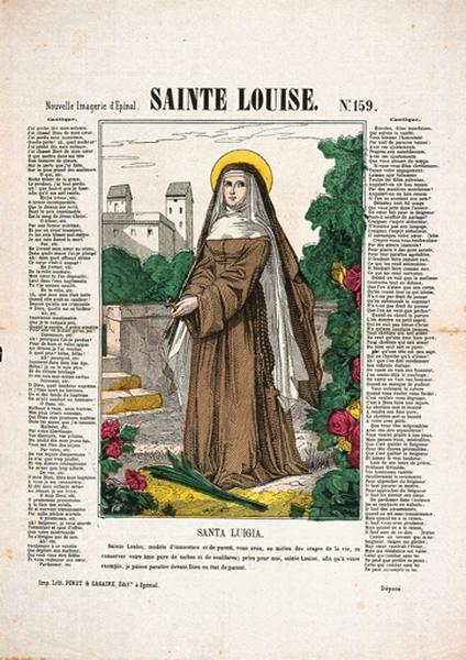 SAINTE LOUISE. N°.159. (titre inscrit)_0