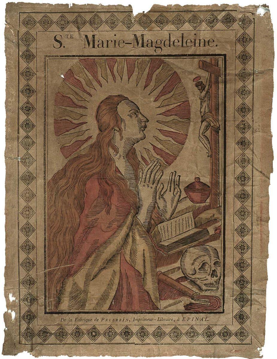 Ste. Marie-Magdeleine. (titre inscrit)_0