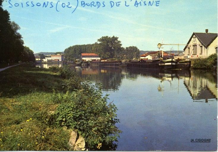 Soissons - Bords de l'Aisne