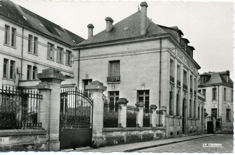 Soissons - Collège de jeunes filles_0