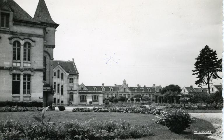 Soissons - Hospices civils