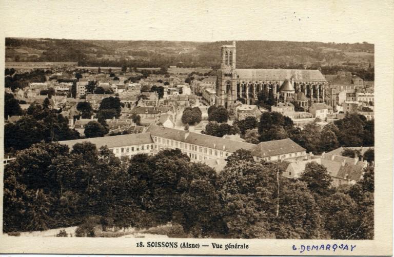 Soissons - Vue générale_0
