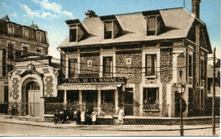 Soissons - Hôtel de la Marine_0