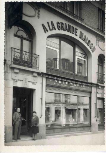 Soissons - A la grande maison - 1932_0