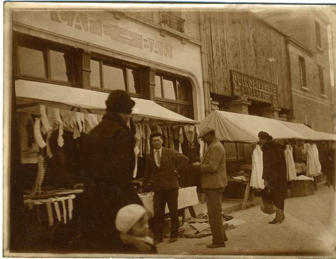 Soissons - Place du marché_0