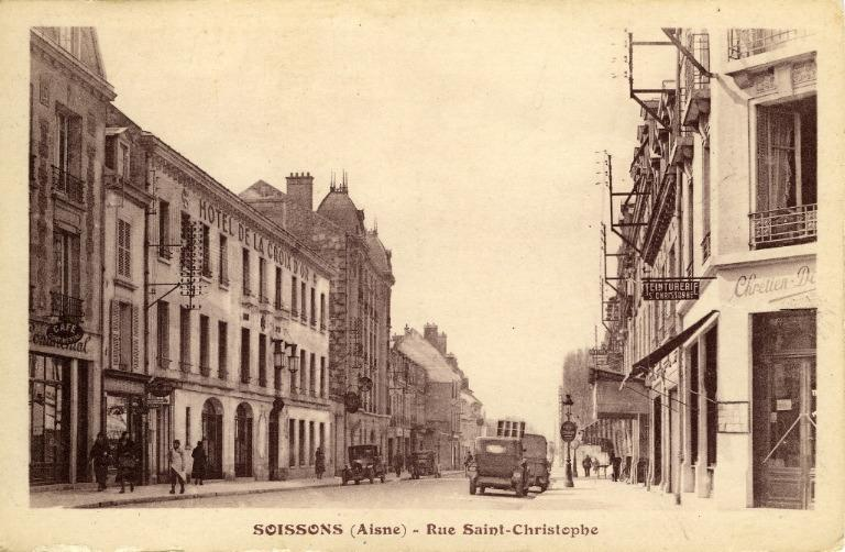 Soissons - Rue Saint-Christophe_0