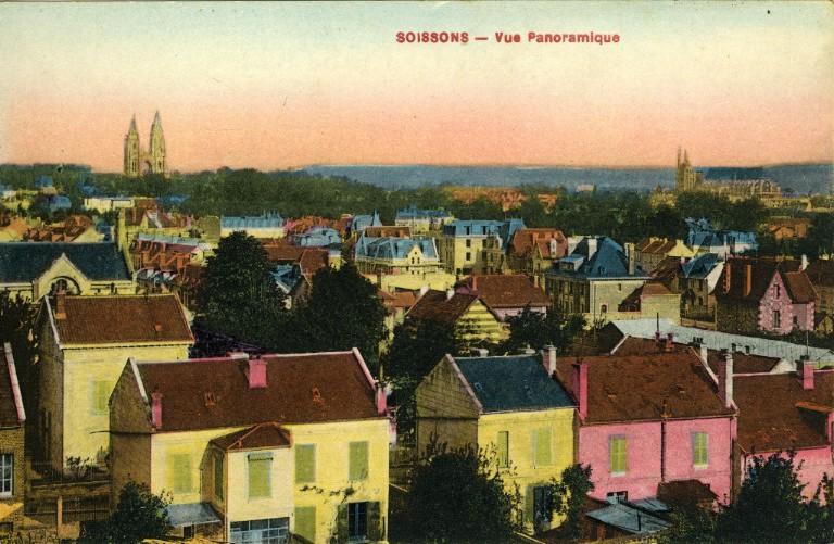 Soissons - Vue panoramique_0