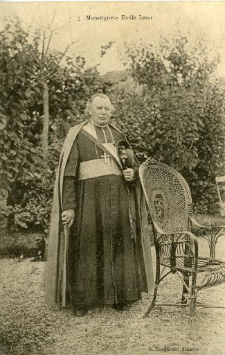 Soissons - Monseigneur Emile Lesur_0
