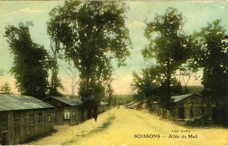 Soissons - Allée du Mail_0