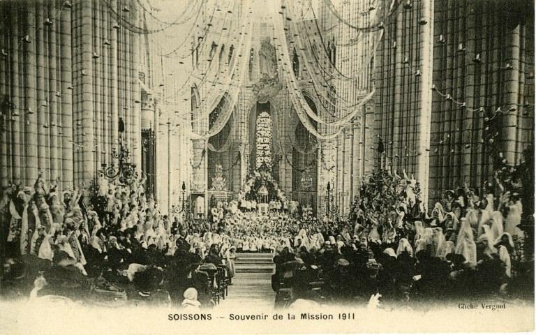 Soissons - Souvenir de la mission 1911_0