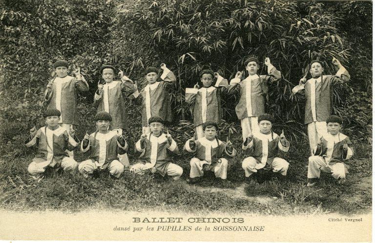 Soissons - Ballet chinois dansé par les ballets de la soissonnaise_0