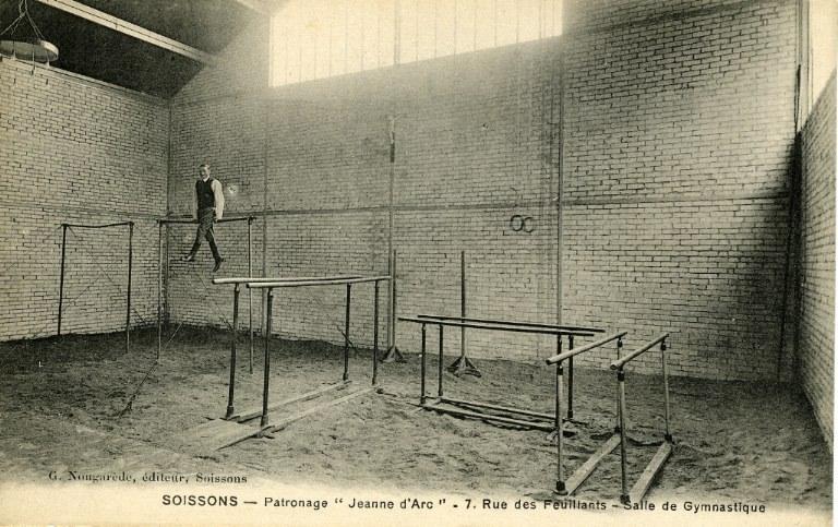 'Jeanne d'Arc de Soissons - Salle de gymnastique_0