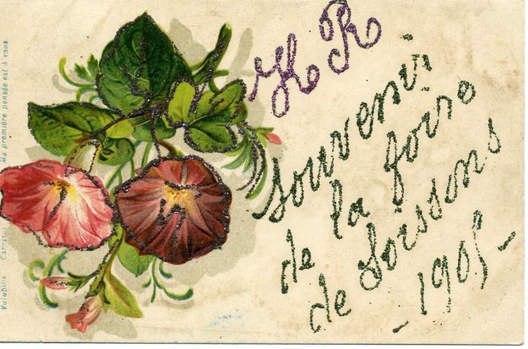 Souvenir de la foire Soissons - 1905_0