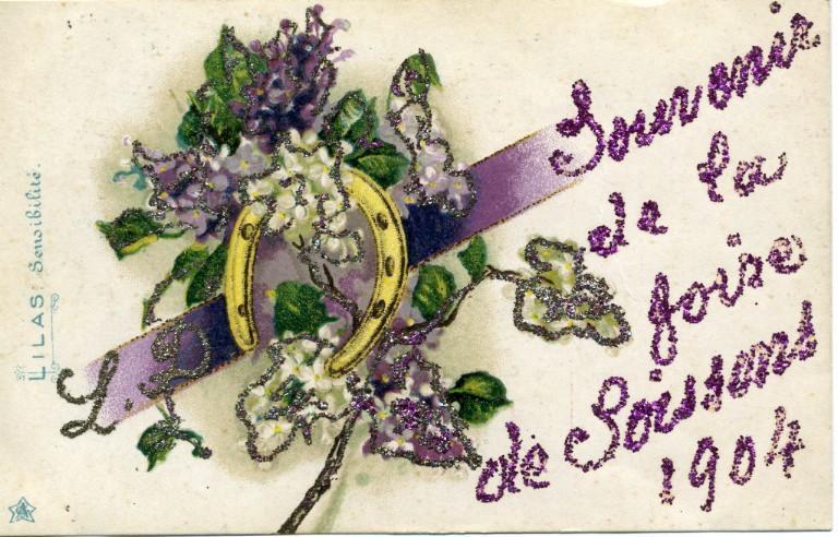 Souvenir de la foire Soissons_0