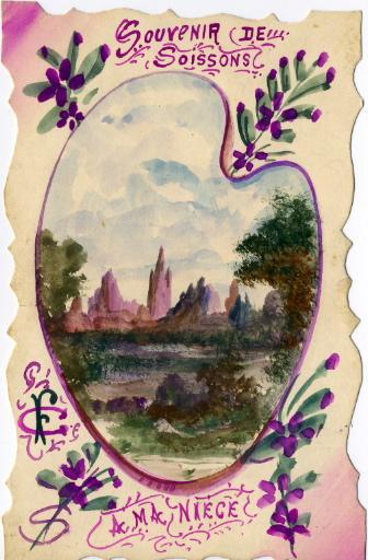 Souvenir de Soissons