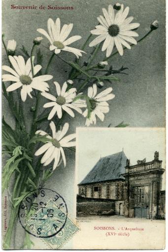 Souvenir de Soissons - L'Arquebuse XVIème siècle