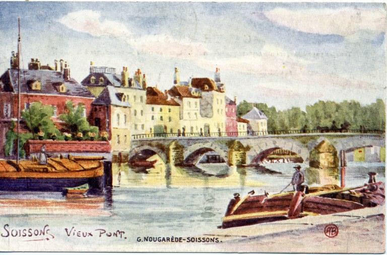 Soissons - Vieux pont_0