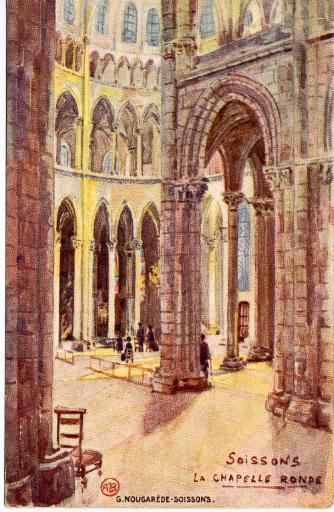 Soissons - La chapelle ronde_0