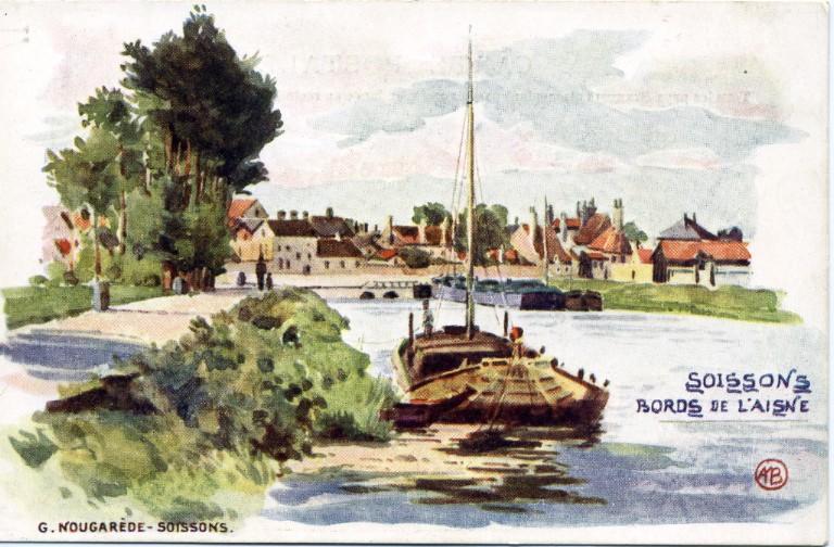 Soissons - Bords de l'Aisne_0