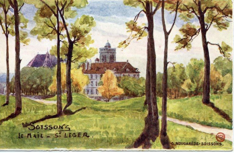 Soissons - Le mail - Saint-Léger_0