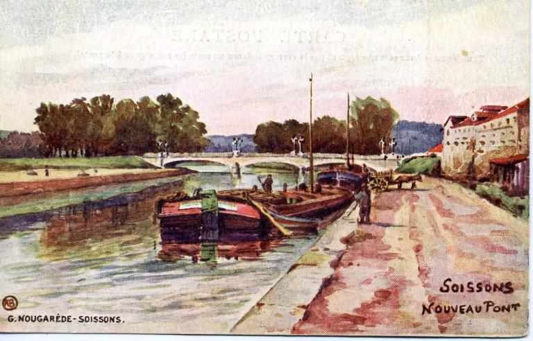 Soissons - Nouveau pont_0