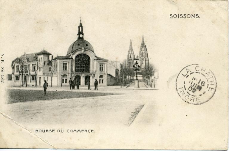 Soissons - Bourse du commerce_0