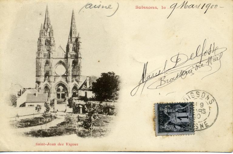 Soissons - Saint-Jean-des-Vignes