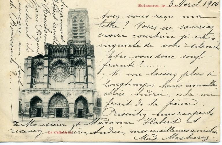 Soissons - La cathédrale_0