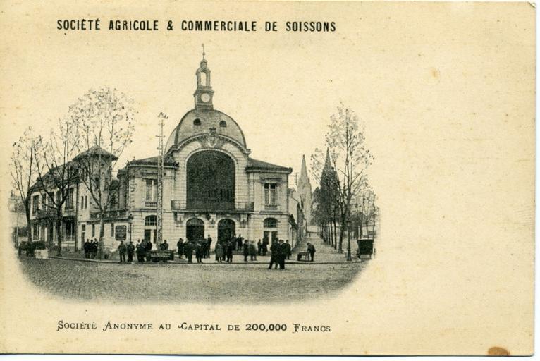 Société agricole et commerciale de Soissons_0