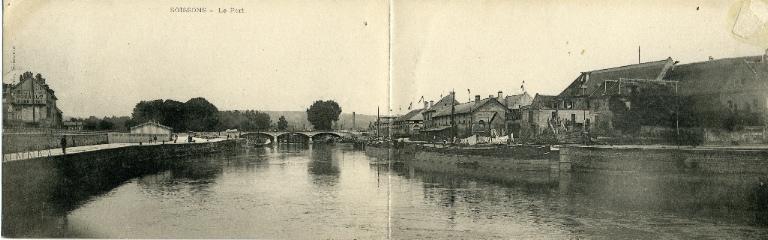 Soissons - Le port_0