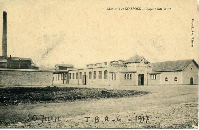 Abattoirs de Soissons - Façade intérieure_0
