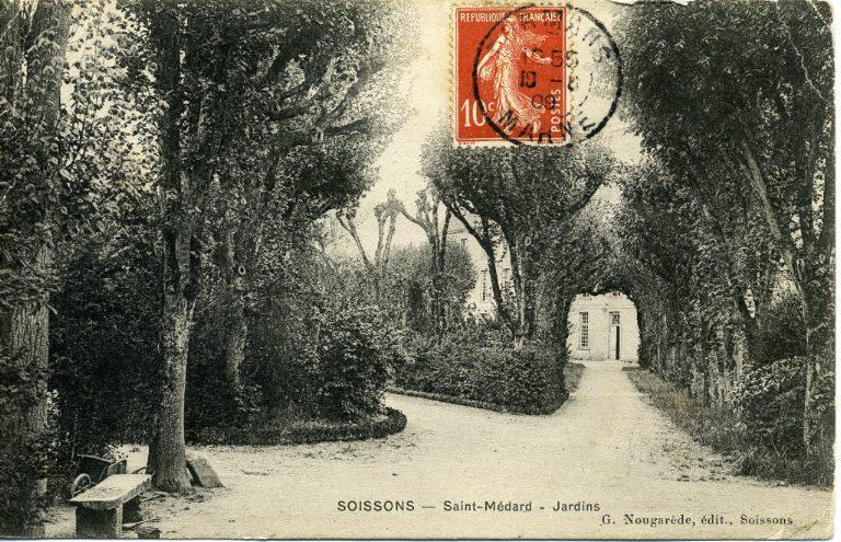 Soissons - Saint-Médard - Jardins_0