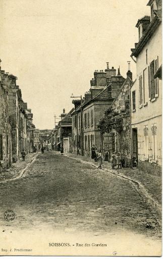 Soissons - Rue des graviers_0