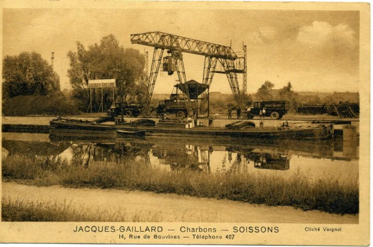 Soissons - Jacques Gaillard - Charbons_0