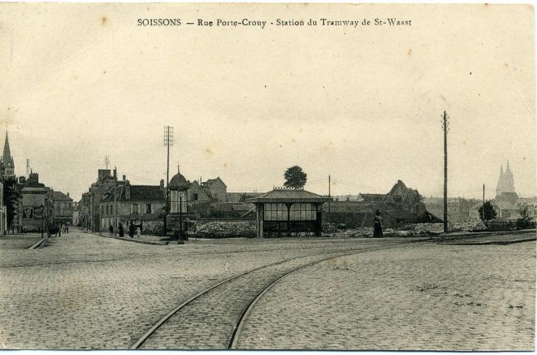 Soissons - Rue porte-Crouy_0