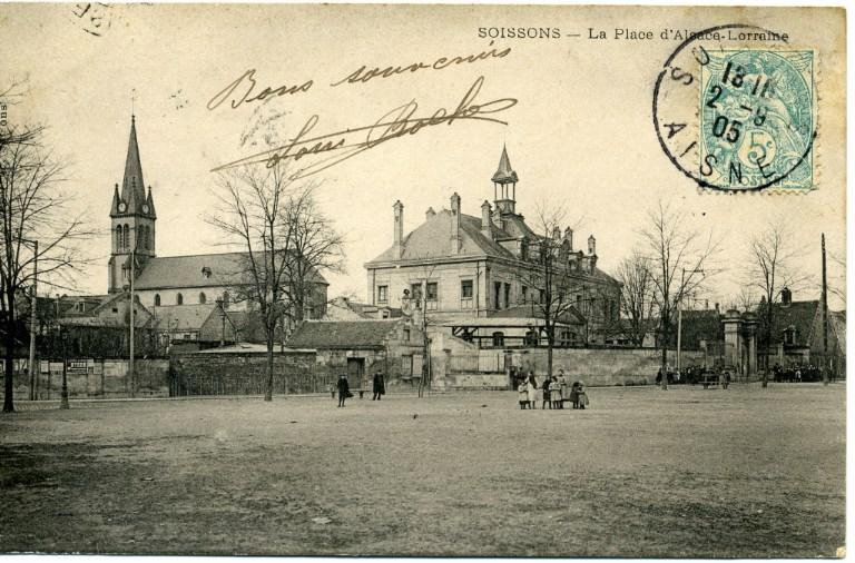 La place d'Alsace-Lorraine_0