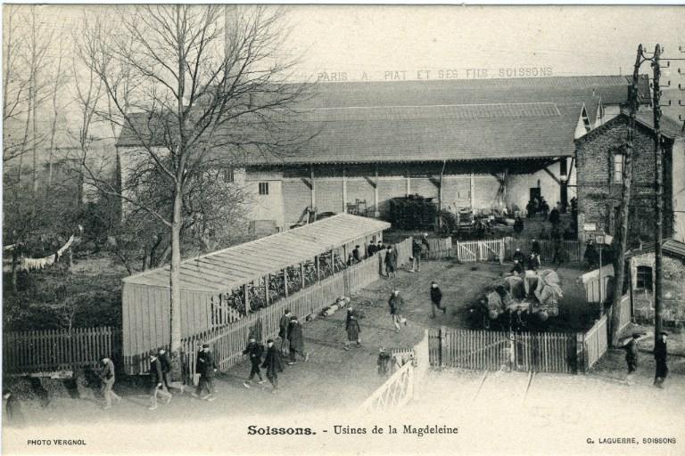 Soissons - Usines de la Magdeleine_0