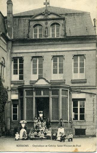 Soissons - Orphelinat et crèche Saint-Vincent de Paul_0