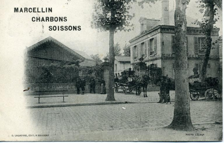 Soissons - Marcellin charbons